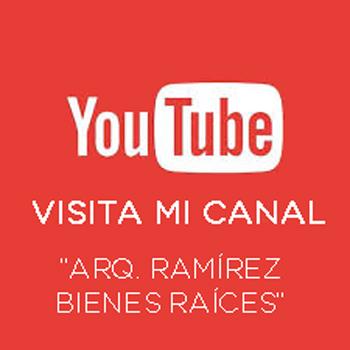 Siguene en mi canal de Youtube